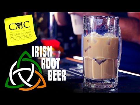 Irish Root Beer 🍺  More Alcohol! Derrick...dances? Can You?