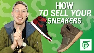 HOW TO SELL YOUR SNEAKERS