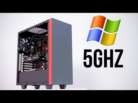 The Ultimate Windows XP PC Build