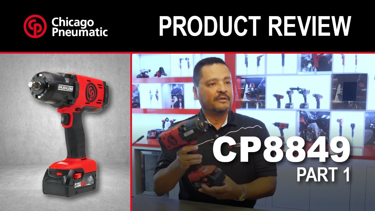 Chicago Pneumatic CP8849
