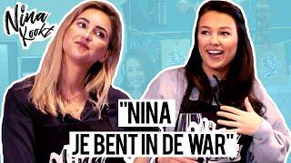 Tiger VITA voelt zich AANGEVALLEN over haar ACCENT | Nina Warink Kookt! - CONCENTRATE VELVET