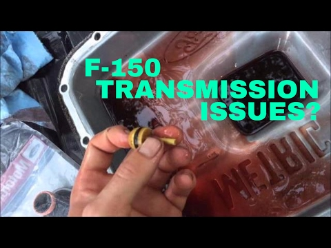 2004 2008 ford f 150 transmission service flush fix for. Black Bedroom Furniture Sets. Home Design Ideas