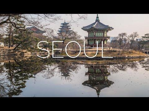 Seoul - My Korean Experience [4K]