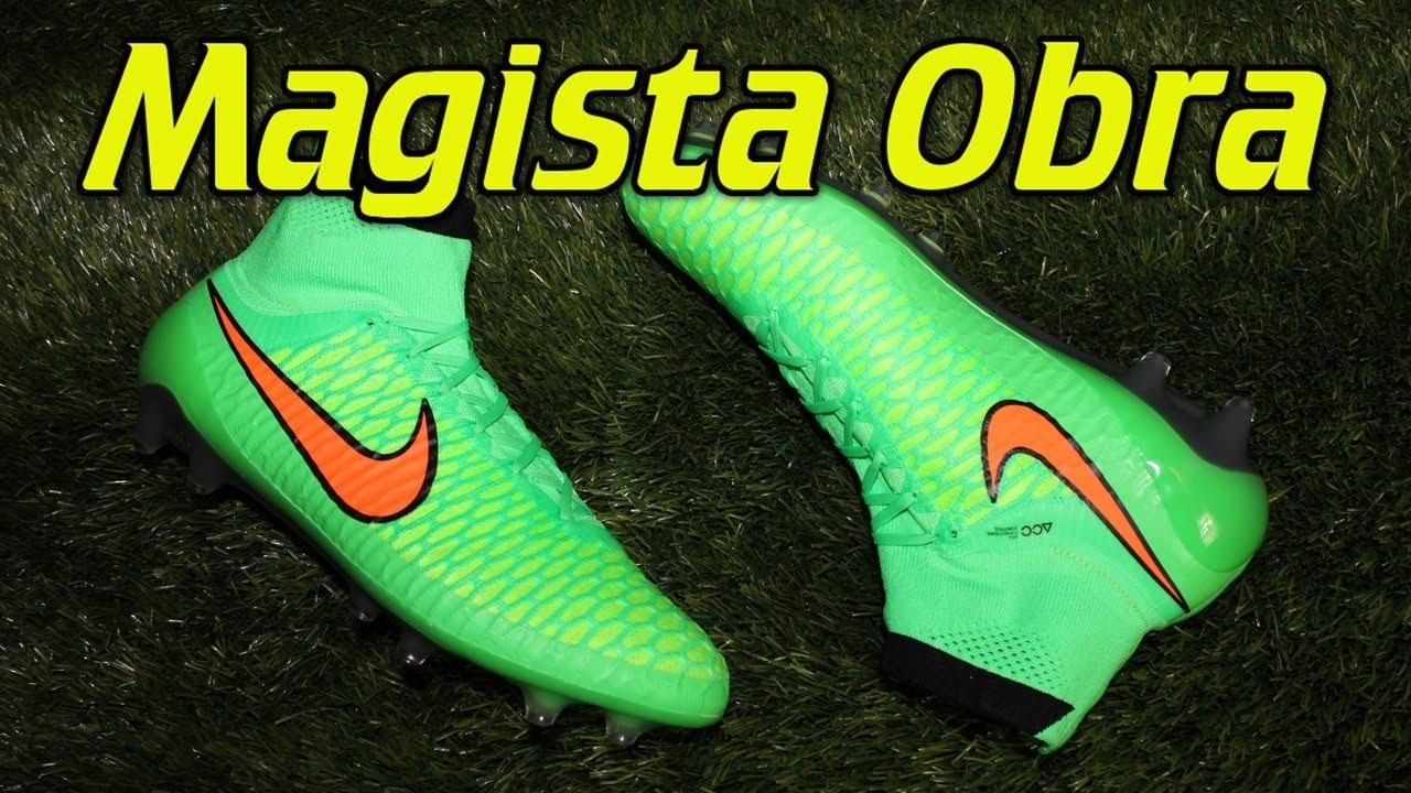 5b2d8a71a1ea Mario Götze   Pogba Boots  Nike Magista Obra Unboxing - YouTube