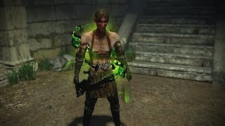 Path of Exile: Pestilence Character Effect