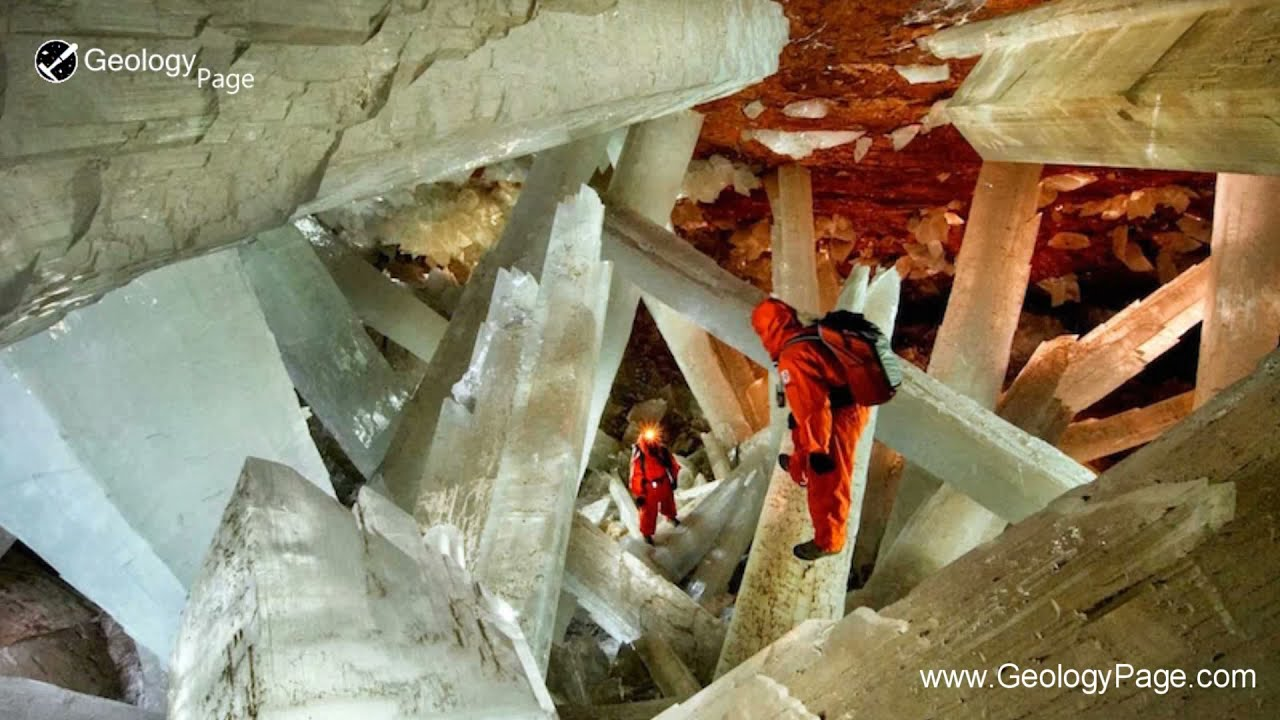 cave of crystals giant crystal cave youtube