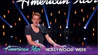 Jeremiah Lloyd Harmon: STUNS The Judges In Hollywood | American Idol 2019