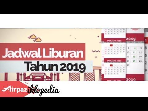 INI DIA! Jadwal Libur Nasional Tahun 2019 Mp3