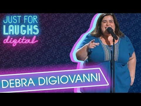 Debra DiGiovanni - House Work Is The Key To A Woman's Heart