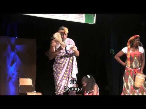 Journée Culturelle Gabonaise au Maroc Partie 1