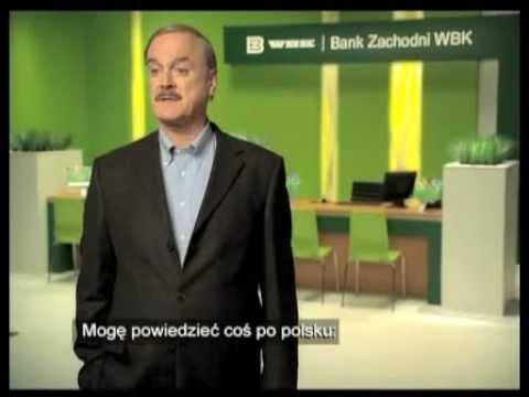 John Cleese - BZ WBK