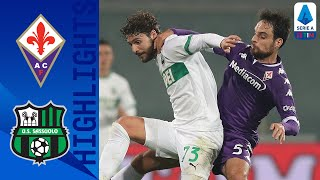 Fiorentina were able to take a draw at artemio franchi after dusan vlahovic's penalty cancelled out hamed traore's strike for sassuolo   serie timthis is t...