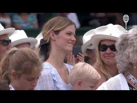 2017 ITHF Induction Andy Roddick Speech