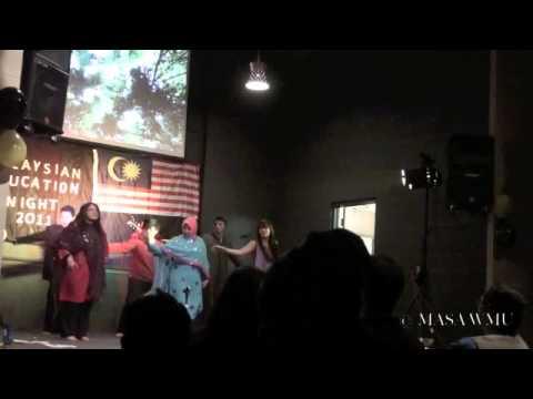 MASA Indian Dance Malaysian Education Night 2011