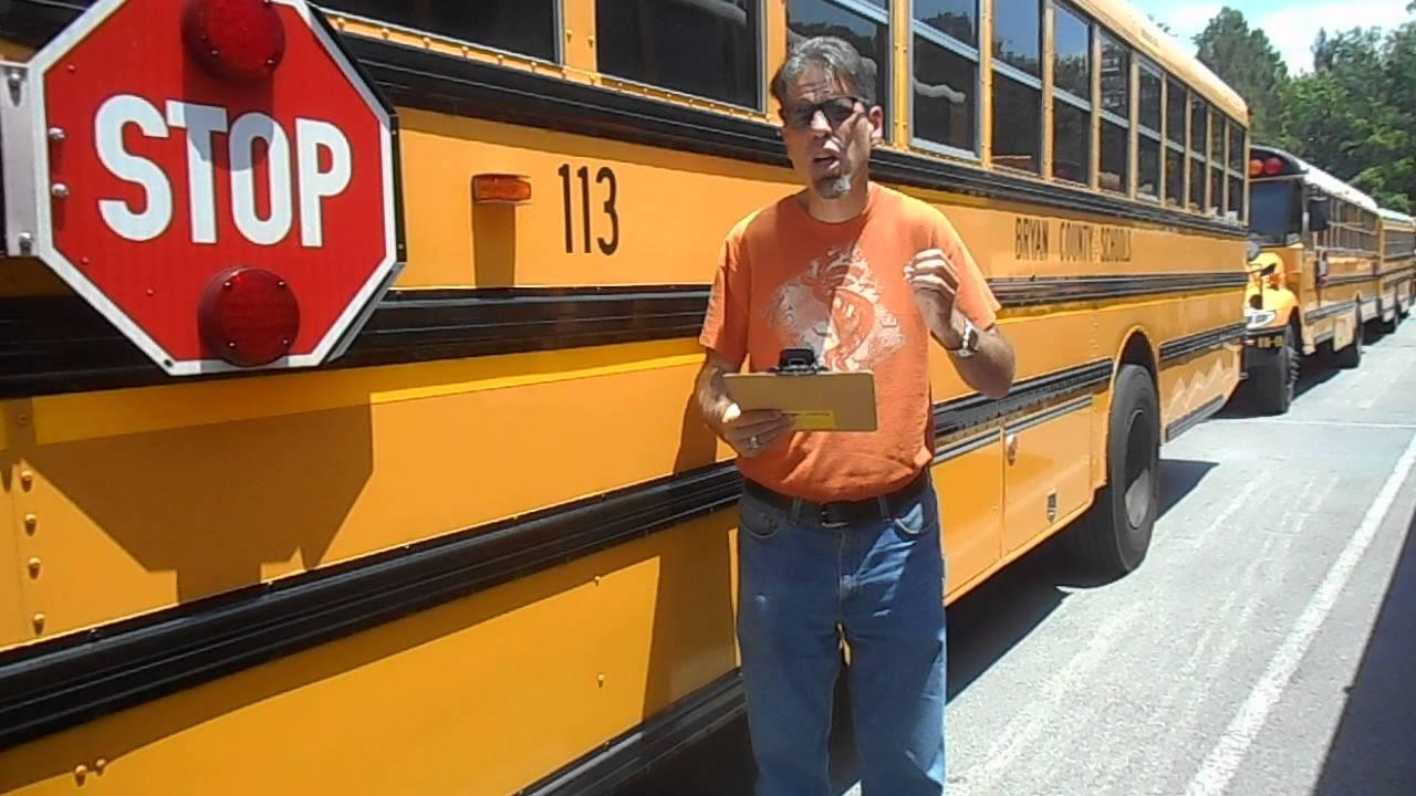132  Specific Duties  U2013 Loading    Unloading Tips  U2013 Class B Cdl School Bus