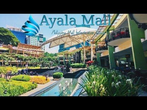 Ayala Center Mall. Cebu Philippines.