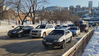 Владивосток 27.01.2020