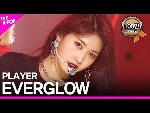 EVERGLOW, PLAYER [THE SHOW 200324]