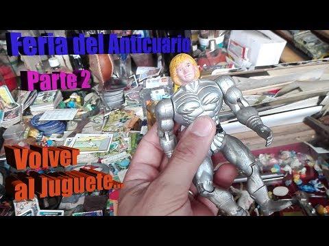 Feria del Anticuario (Parte 2) Especial Volver al Juguete