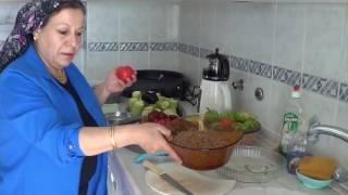 Mardin Usulü Etli Dolma (Mardin Mutfağı / Yöresel Tatlar-Yemekler)