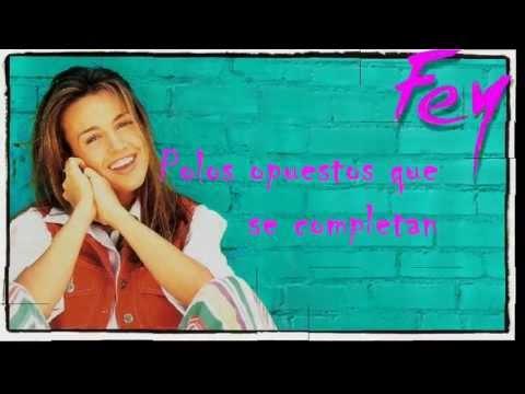 Fey - Dos Corazones (Letra)