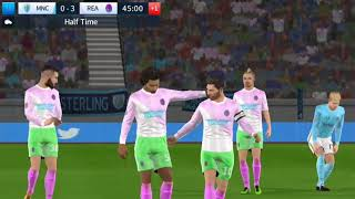 Manchester city vs Real Madrid   Dream League Soccer 2018   Android Gameplay #96