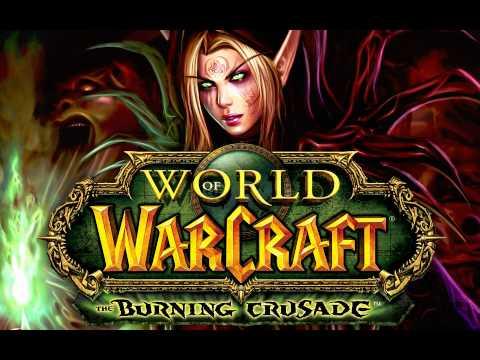 World of Warcraft: The Burning Crusade [OST] #01 - The Burning Legion (Main Title)