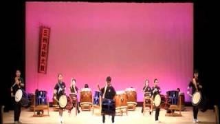 三州足助太鼓の和太鼓コンサート_翔_瑠璃2