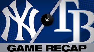 5/12/19: Tanaka's strong start leads Yankees to win