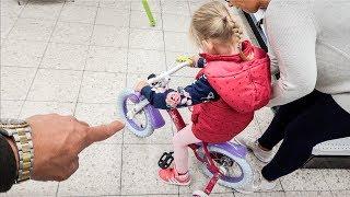 Ihr erstes Fahrrad & die coole Polizei!