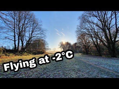 Frosty Morning FPV