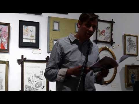 Steven Karl @ Berl's Poetry Shop - Part 2