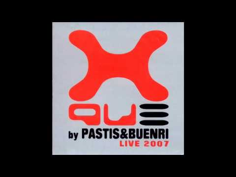 Xque By Pastis Y Buenri Live 2007   Cd1 Import