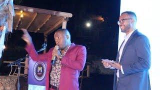 Tazama Joti alivyowavunja mbavu watu uzinduzi wa vipindi vya Dstv