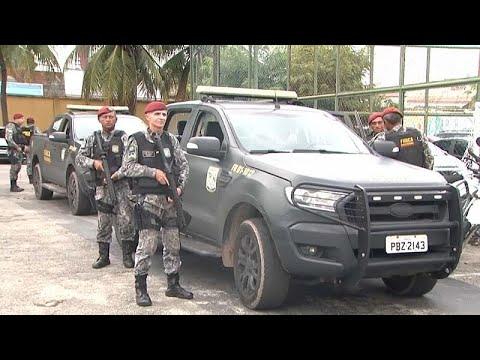 أكثر من 50 جريمة قتل في ولاية سيارا البرازيلية والحكومة ترسل الجيش بسبب اضراب للشرطة…