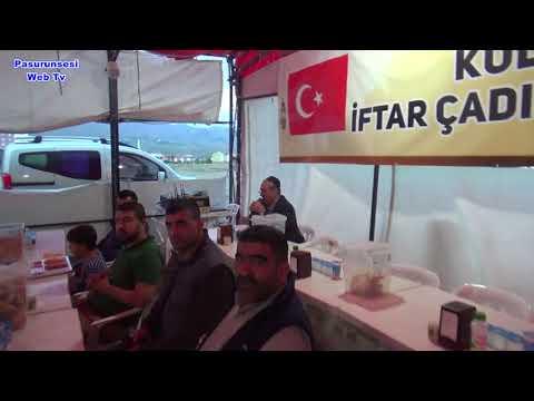 Kulp'ta Vatandaşlardan iftar çadırına yoğun ilgi 2018