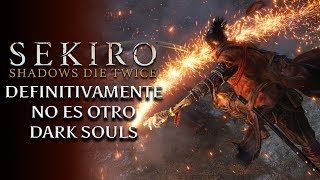 Sekiro: Shadows Die Twice - Definitivamente no es otro Dark Souls | 3GB TWICE 検索動画 23