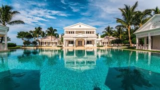 Celine Dion's House - What a Classic House Design with Private Waterpark in Florida Mp3