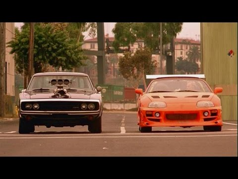 The Fast and the Furious trailers