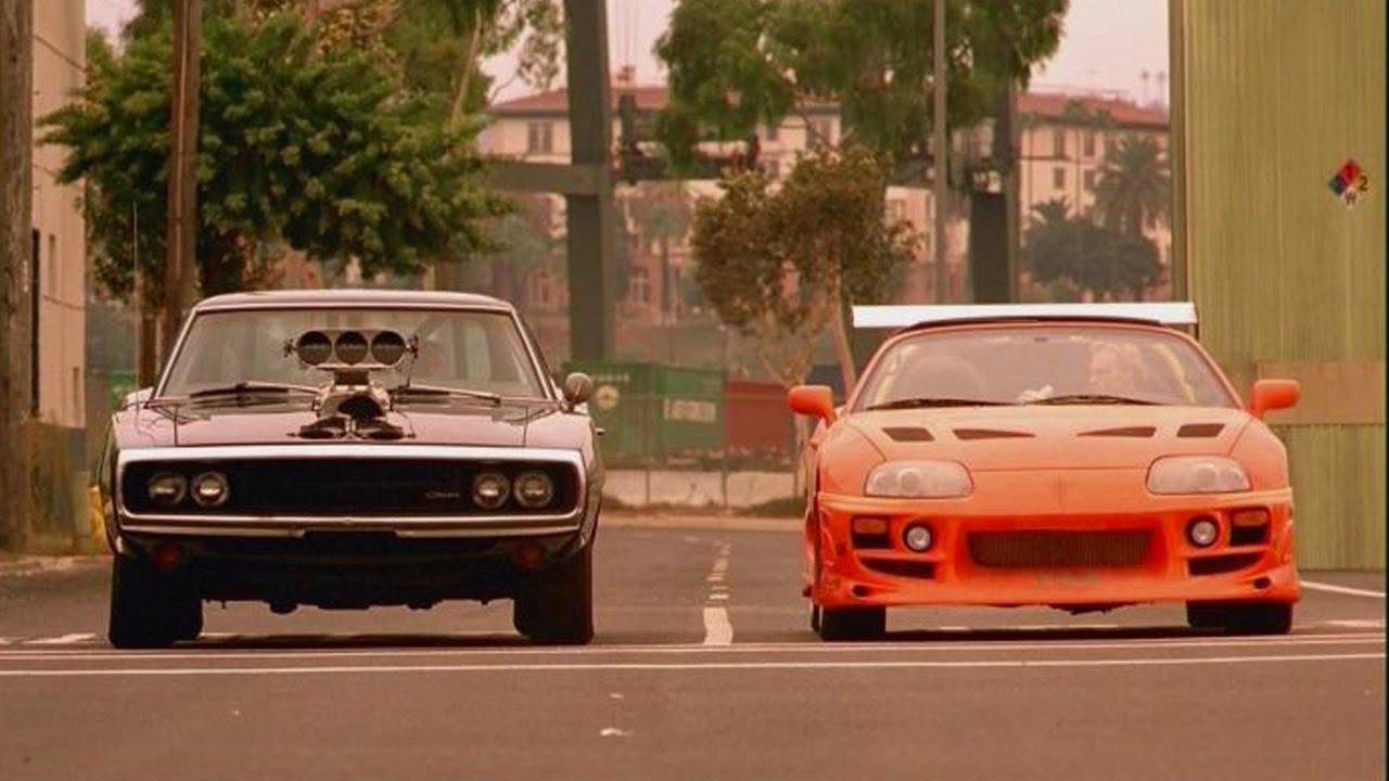 The Fast And The Furious - Trailer (HD) - YouTube