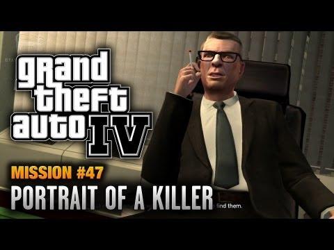 GTA 4  Mission 47  Portrait of a Killer 1080p