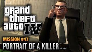 GTA 4 - Mission #47 - Portrait of a Killer (1080p)