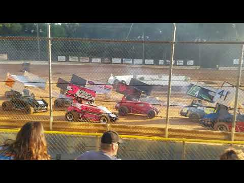 Airport Speedway 6/22/19 Microsprints