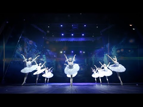 Nutcracker Ballet with amazing 3D scenery - Limassol, Cyprus  - 28 October 2017