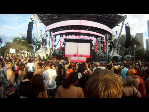 Magnetic Man - Ice Cream Jelly Roll * At Ultra Music Festival [Day 3] 2012