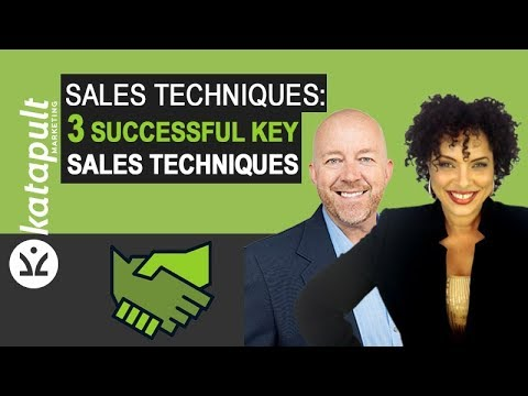 3 Keys to be good at Sales [WEBCAST #13] with Dawnna St Louis