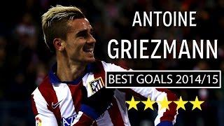 Antoine Griezmann ● Best Skills & Goals 2015 | HD