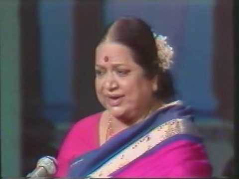 M.L.Vasanthakumari and Sudha Raghunathan (Mokshamu Galada)