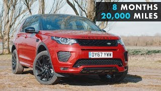 Land Rover Discovery Sport: What It'S Really Like To Live With - Carfection +