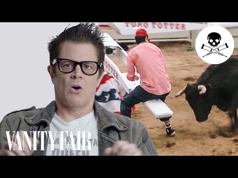 Johnny Knoxville Breaks